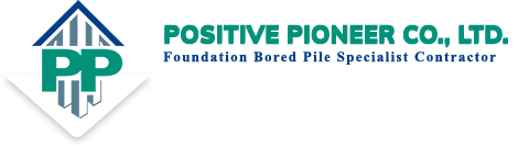 Positive Pioneer Co.,Ltd. Logo